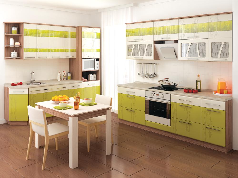 Кухня тропикана