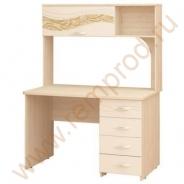 Стол письменный - Спальня Соната - Модуль 98.26