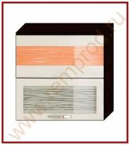 Шкаф-витрина Кухня Оранж 9 Модуль 09.09