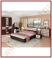 Спальня Ривьера Комплектация 2