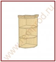Шкаф Торцевой Кухня Глория 3 Модуль 03.18