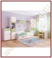 Спальня Акварель Комплектация 1