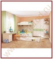 Спальня Акварель Комплектация 5