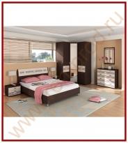 Спальня Ривьера Комплектация 4