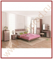 Спальня Розали Комплектация 1