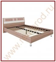 Кровать- Спальня Розали Модуль 96.02