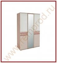 Шкаф Трехдверный - Спальня Розали Модуль 96.12