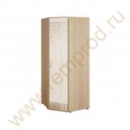 Шкаф угловой правый - Спальня Бриз Модуль 54.03