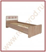 Кровать- Спальня Розали Модуль 96.04
