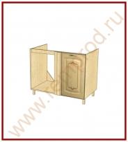 Стол под мойку Угловой Кухня Глория 3 Модуль 03.52.1