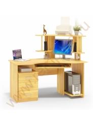 Компьютерный стол КСТ-06 + тумба КТ-03