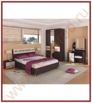 Спальня Ривьера Комплектация 3