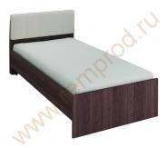 Кровать 950х2050х850 (спальное место 900х2000) - Спальня Джулия Модуль 97.04