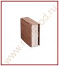 Стол - Книжка Колибри 12 Цвет: ясень «Шимо темный»/дуб «Кобург»