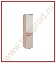 Шкаф-пенал - Спальня Розали Модуль 96.10
