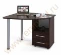Компьютерный стол КСТ-102 Венге