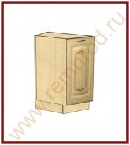 Стол Торцевой Левый Кухня Глория 3 Модуль 03.65.1