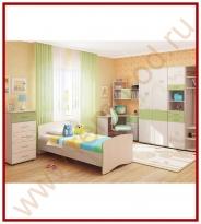 Спальня Акварель Комплектация 2