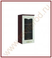 Шкаф-витрина Кухня Каролина 11 Модуль 11.04