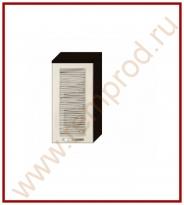 Шкаф-витрина лев./пр.Кухня Оранж 9 Модуль 09.04