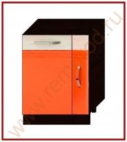 Панель для посудомоечной машины Кухня Оранж 9 Модуль 09.68