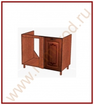 Стол под мойку Угловой Кухня Глория 6 Модуль 06.52.1