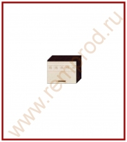 Шкаф над вытяжкой Кухня Аврора 10 Модуль 10.12