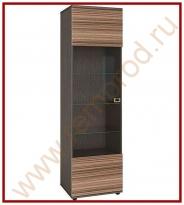 Шкаф-витрина Большой Гостиная Соренто Модуль 34.06