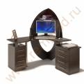 Компьютерный стол КСТ-101 + тумба  КТ-101 + тумба КТ-102