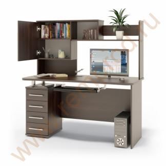 Компьютерный стол КСТ-105 + надстройка КН-14