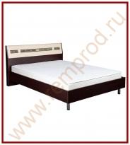 Кровать - Спальня Ривьера Модуль 95.01
