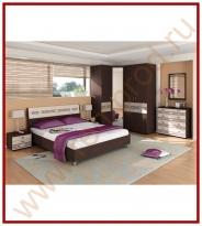 Спальня Ривьера Комплектация 1