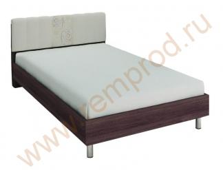 Кровать 1270х2070х950 (спальное место 1200х2000) - Спальня Джулия Модуль 97.03