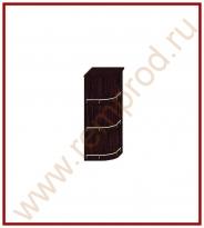 Шкаф Торцевой Кухня Аврора 10 Модуль 10.18