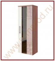 Шкаф-витрина Малый Гостиная Мокко Модуль 33.04
