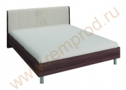 Кровать 1710х2130х950 (спальное место 1600х2000) - Спальня Джулия Модуль 97.01