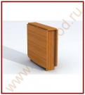 Стол - Книжка Колибри 11 Цвет: Ольха
