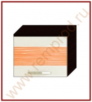 Шкаф над вытяжкой Кухня Оранж 9 Модуль 09.12