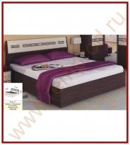 Кровать с подъемным механизмом - Спальня Ривьера Модуль 95.21.1