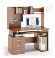 Компьютерный стол КСТ-08+ надстройка КН-34