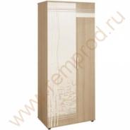 Шкаф двухдверный многофункциональный - Спальня Бриз Модуль 54.01