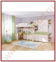 Спальня Акварель Комплектация 3