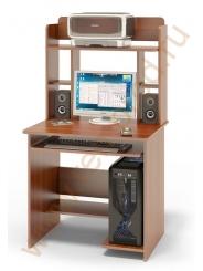 Компьютерный стол КСТ-01+надстройка КН-12