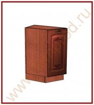Стол Торцевой Левый Кухня Глория 6 Модуль 06.65.1
