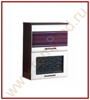 Шкаф-витрина Кухня Палермо 8 Модуль 08.08