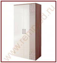 Шкаф для одежды Многофункциональный Гостиная Мокко Модуль 33.07