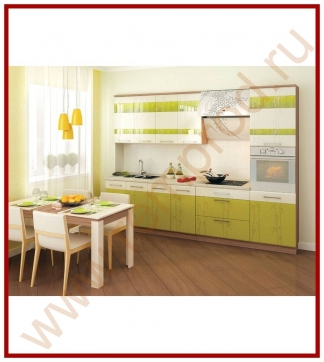 Кухня Тропикана 17 Комплектация 1