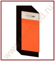Стол Торцевой Левый Кухня Оранж 9 Модуль 09.65