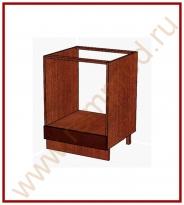 Стол под встр. технику Кухня Глория 6 Модуль 06.57.1