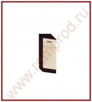 Стол Торцевой Левый Кухня Аврора 10 Модуль 10.65.1